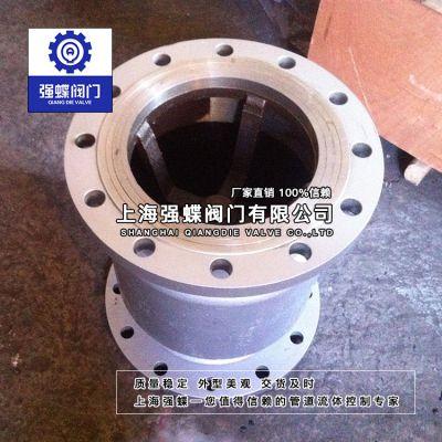 碳钢/铸钢立式法兰止回阀单向阀逆止阀 法兰止回阀H42H-16C DN40