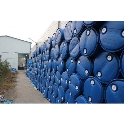 泗水泓泰包装专业生产200L蓝色塑料桶化工桶