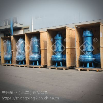 1000方5米潜水排污泵图片