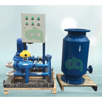 冷凝器在线清洗装置HCTCS-NC2S-200-S