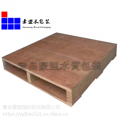 青岛免熏蒸木托盘 黄岛木托盘厂家直销尺寸定做价格低