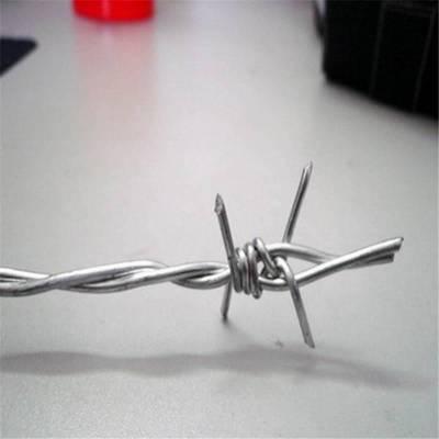 镀锌刺绳护栏 高铁刺绳 刀片滚笼报价