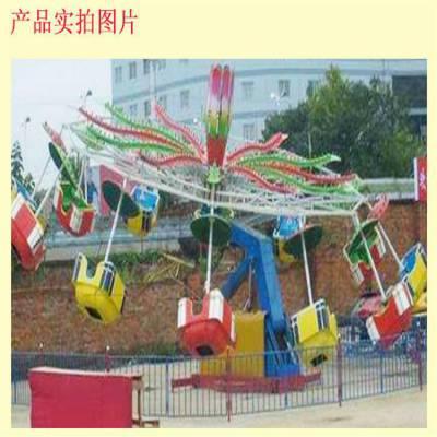 大型户外游乐设施双人飞天游乐场庙会刺激项目