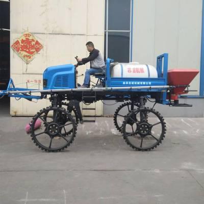 厂家直销大型自走式喷雾机多功能果园打药机四驱玉米水稻喷药机