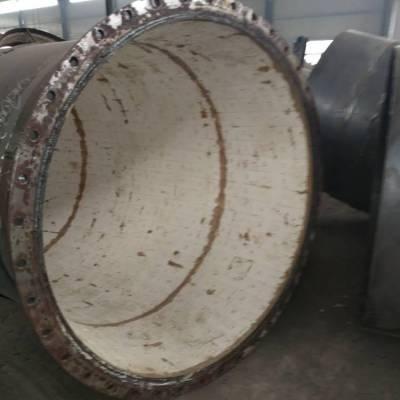 泰拓氧化铝陶瓷片耐磨弯头耐腐蚀