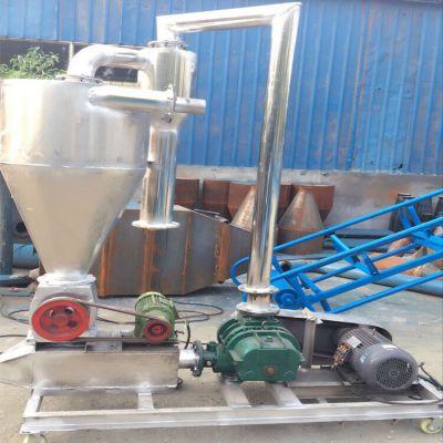 气力吸粮机哪家专业批发 水泥粉用脉冲除尘气力输送机