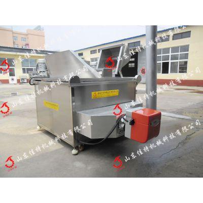 佳特面包圈油炸机,上海自动出料油炸机