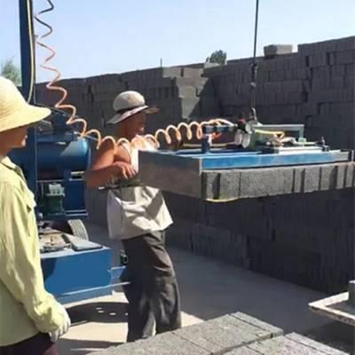 标砖吊砖机价格实心砖码砖机批发