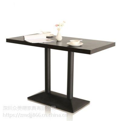 各式餐饮店木质餐桌四人桌定做八仙桌厂家供应可订制全国送货