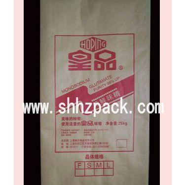 供应干粉砂浆包装袋、牛皮纸袋、纸塑复合袋