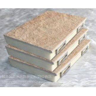 供甘肃兰州保温装饰板和张掖保温一体板报价