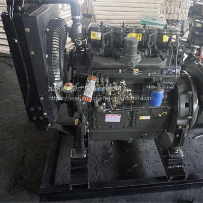 4105不增压柴油机 钻井机专用48KW 2000转 里卡多发动机 厂家直销