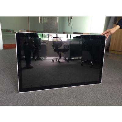 深圳厂家直销43寸网络广告机 43寸触摸一体广告机 中创联合43寸广告机