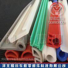 【 厂家直销 】供应透明硅胶密封条品质优越硅胶条