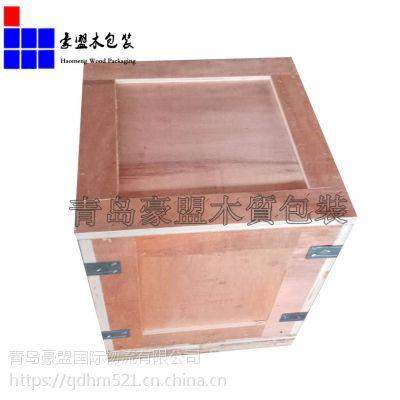 物流包装运输出口木箱大量批发 大型小型出口设备专用包装箱