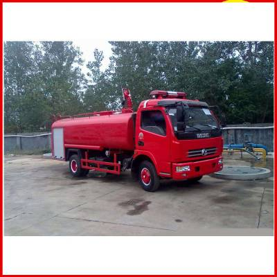 国五上蓝牌的东风2吨消防洒水车资料图片报价表