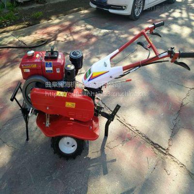 旱地专用锄草机 汽油动力旋耕机 一机多用