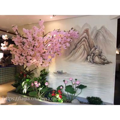 上海墙绘手绘彩绘涂鸦壁画,3D画,艺术墙,主题酒店手绘