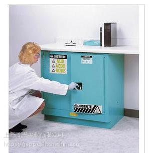 JUSTRITE钢制安全柜8923021台下式存放腐蚀品安全柜