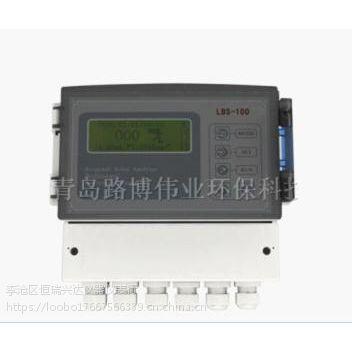 悬浮固体物浓度及浊度LBS-100B 便携式污泥浓度计/悬浮物测定仪