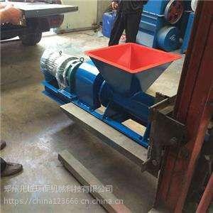 兆峰创新技能挺起炮泥机机械制造业的脊梁