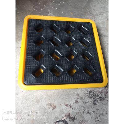 川场牌塑料防漏托盘|1桶|2桶4桶|CC101|CC404|CC202|昆明高新区促销