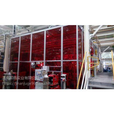 济山东设备防护罩设计生产安装厂家 山东防护罩铝型材厂家