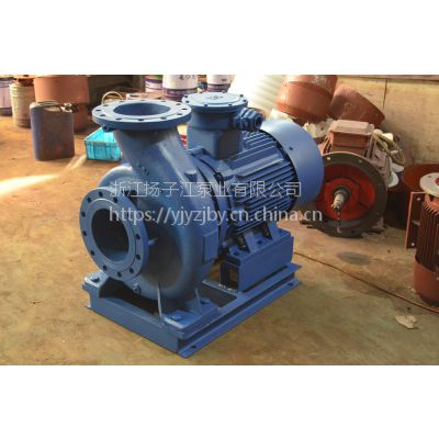 供应管道泵规格:ISW型卧式管道泵