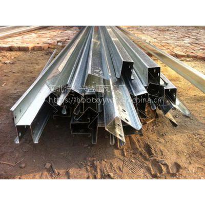几字钢成型机 几字钢打拱机生产厂家 河北沧州兴益机械厂