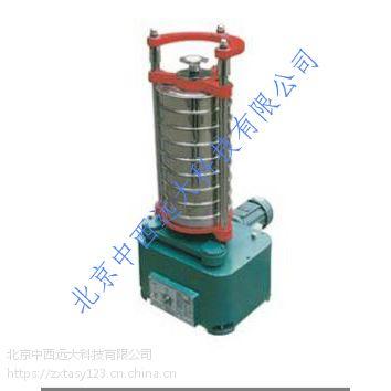 标准振筛机(标准款)中西器材 型号:HX27-KER-200B库号:M372191