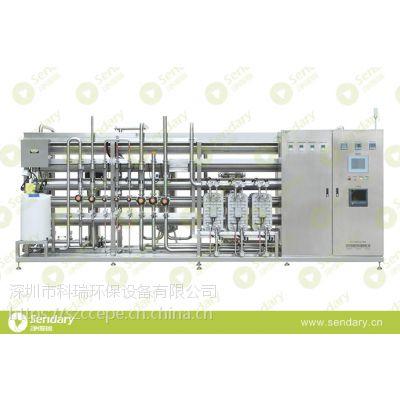 合肥制药纯化水设备系统 提供解决方案 价格合理 科瑞供应