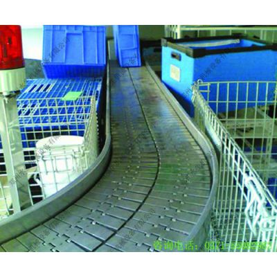 链板输送机_网链输送机_非标定制_专业厂商_郑州水生机械