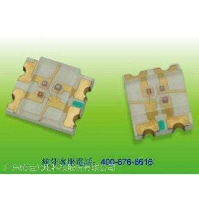 统佳3227三色灯珠l历经多年应用,品质稳定,一致性佳,光衰小