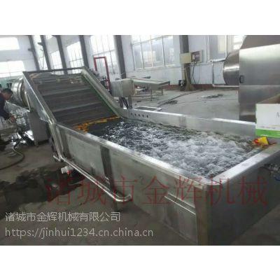 专业生产加工定做全自动果蔬清洗线