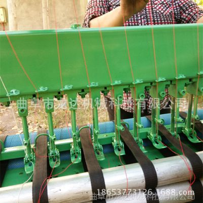 大棚保温缝纫机械 全自动防寒被加工套被机 高效缝被机价格