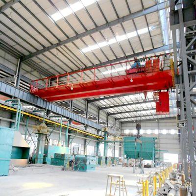 宜春32/5吨吊钩桥式起重机_豫远牌桥式起重机