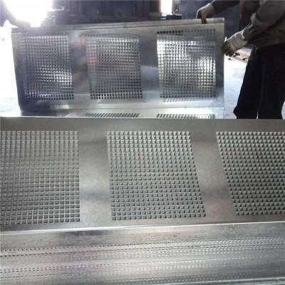 装饰冲孔板 冲孔筛板 镀锌板加工