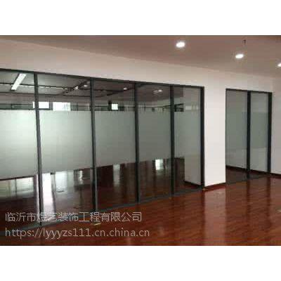 潍坊安丘玻璃隔断优质产品的改进