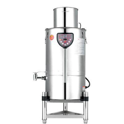 驰牌D30大型商用豆浆机批发价格及图片 30L大容量全钢商用豆浆机厂家供应