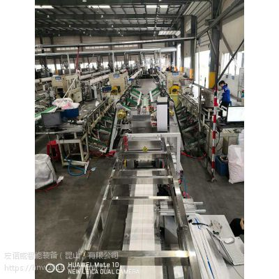 PPR管自动套袋机 |宏诺威智能装备-全自动套袋机供应商
