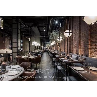 如此优雅奢华的餐厅,竟然是一家鱼餐厅,盘龙区餐饮店装修案例!