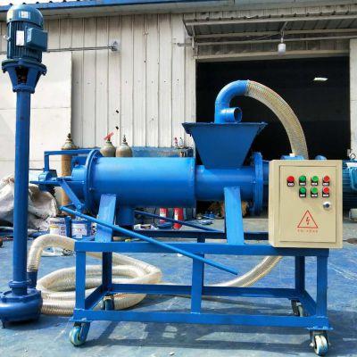 猪粪处理机 固液分离机圣泰制造 山东渣液分离机