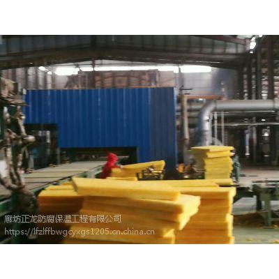 供应江苏常州正龙保温板离心玻璃棉板