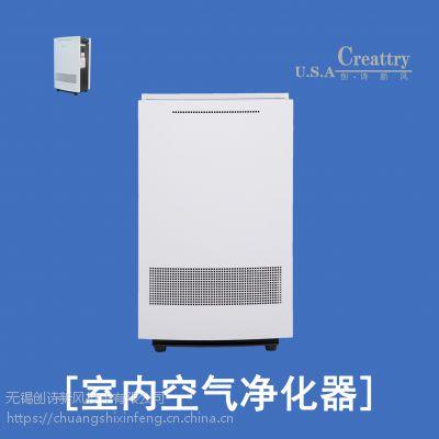 美国创诗 | IAP-550室内空气净化器 无锡新风系统招商