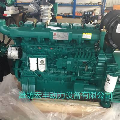 潍柴动力股份柴油机WP13D385E20原厂发动机