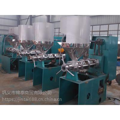 河北多功能螺旋花生榨油机 商用花生米榨油 厂家生产供应