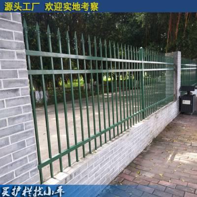 海口合金栅栏厂家 海南港口耐腐蚀围栏 三亚公园隔离栏价格