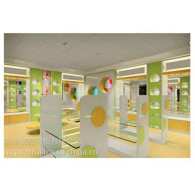 广州厂家服装展示柜 童装专卖店展柜设计定制 新店货架定制
