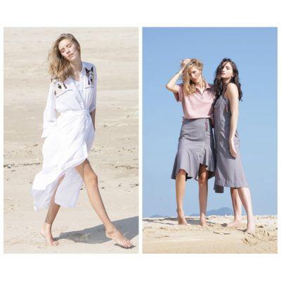 广州时尚品牌摩登女装宝贝玛丽夏装尾货价格
