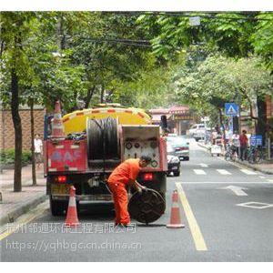 建德李家镇市政道路排水管道清淤